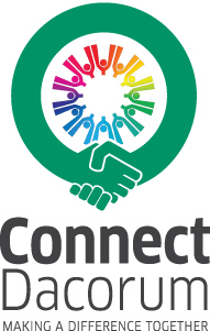 Connect Dacorum Web logo