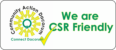 we are csr friendly small